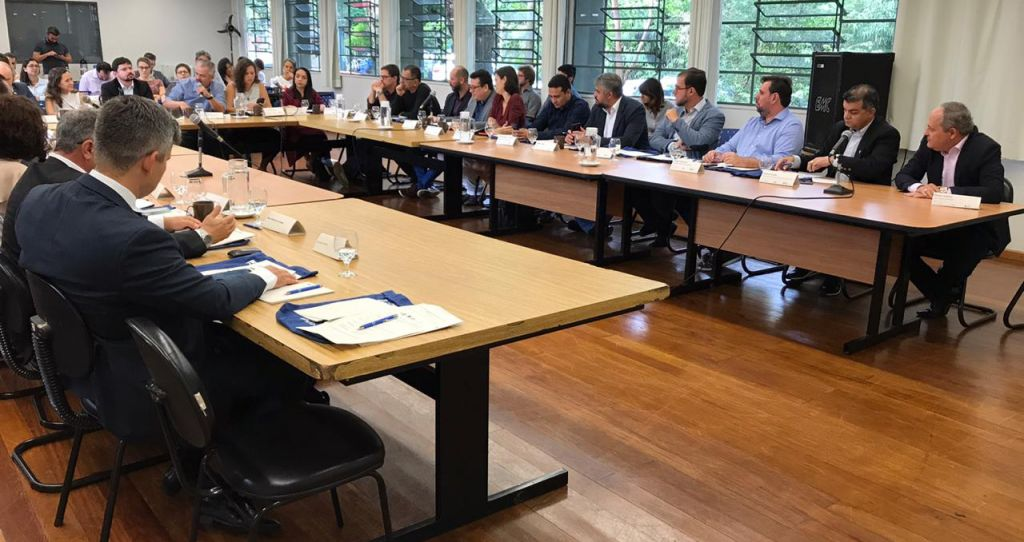 lançamento do ICLEI Innovation, iniciativa voltada para o empreendedorismo sustentável