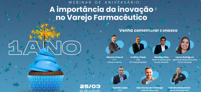 Farma Ventures - Um ano