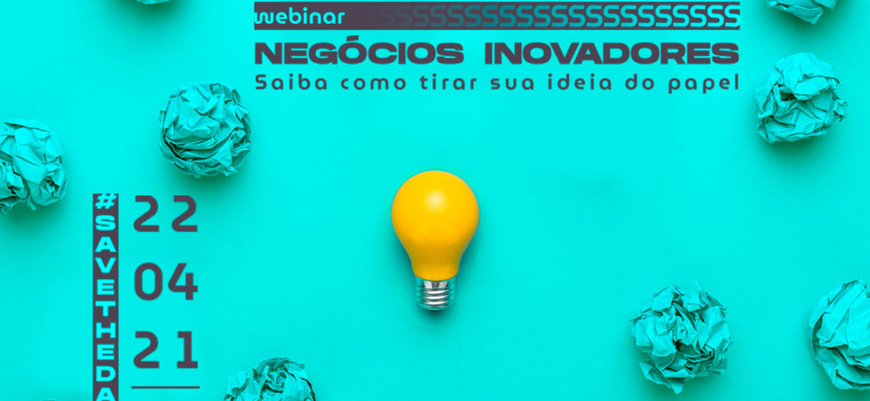 Negócios Inovadores - Startup Estúdio