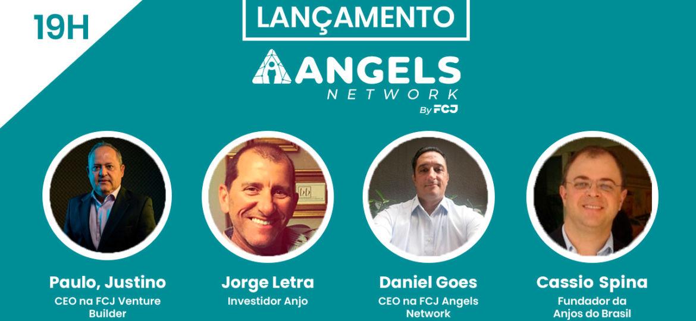 Lançamento FCJ Angels Networdk
