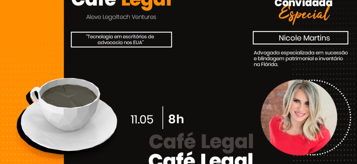 Café Legal Com Nicole Martins