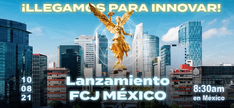 Lanzamiento FCJ México