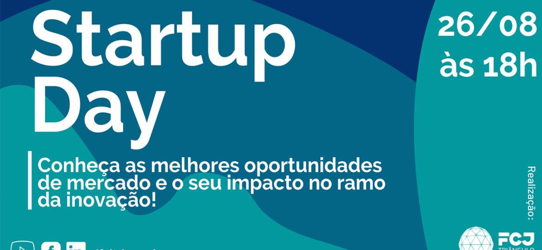 Startup Day - FCJ triângulo