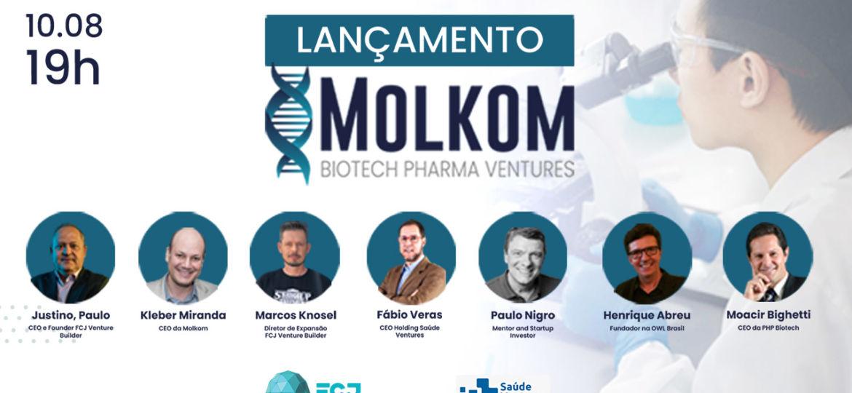 Lançamento Molkom
